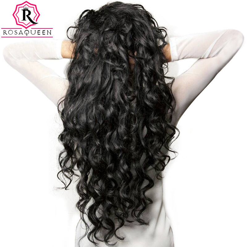 Brazilian-Virgin-Hair-Loose-Wave-Human-Hair-Weave-Bundles-Natural-Black-Color-1-Piece-Hair-Extension