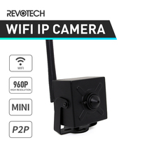 WIFI HD 1280 x 960P 1.3MP Security Mini IP Camera 3.7mm Lens Indoor Metal Camera ONVIF P2P Wireless CCTV IP Cam