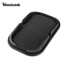 Vingtank Universal Multi-functional Silicon Car Anti-slip Pad Phone Holder Stand Non-slip Dashboard Mat