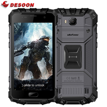 "Global Version Ulefone Armor 2 IP68 Waterproof Mobile Phone 5.0"" FHD 6GB+64GB Helio P25 Octa Core 2.6Ghz NFC 4700mAh 16MP 4G(China)"