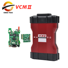 Car Diagnostic tool For ford VCM 2 ids V101 with multi-language vcm ii for mazda obd2 tool vcm2 with A+ quality Free shippping(China)