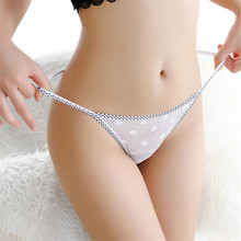 Buy Ixuejie 5Pcs/lot Sexy Lady's Pearl Lace Sexy G String Transparent Panties Women Underwear Thongs