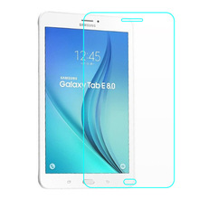 9H Tempered Glass Screen Protector Film for Samsung Galaxy Tab E T377 T337A T377P T375 + Alcohol Cloth + Dust Absorber