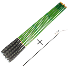 Carp Fishing Rod 3.6m-7.2m Ultra-light Ultrafine Hand Fishing Pole