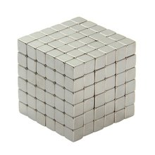 New Style 5mm 216pcs Neodymium Magnetic Balls Spheres Beads Magic Cube Magnets Puzzle Birthday Present for Children