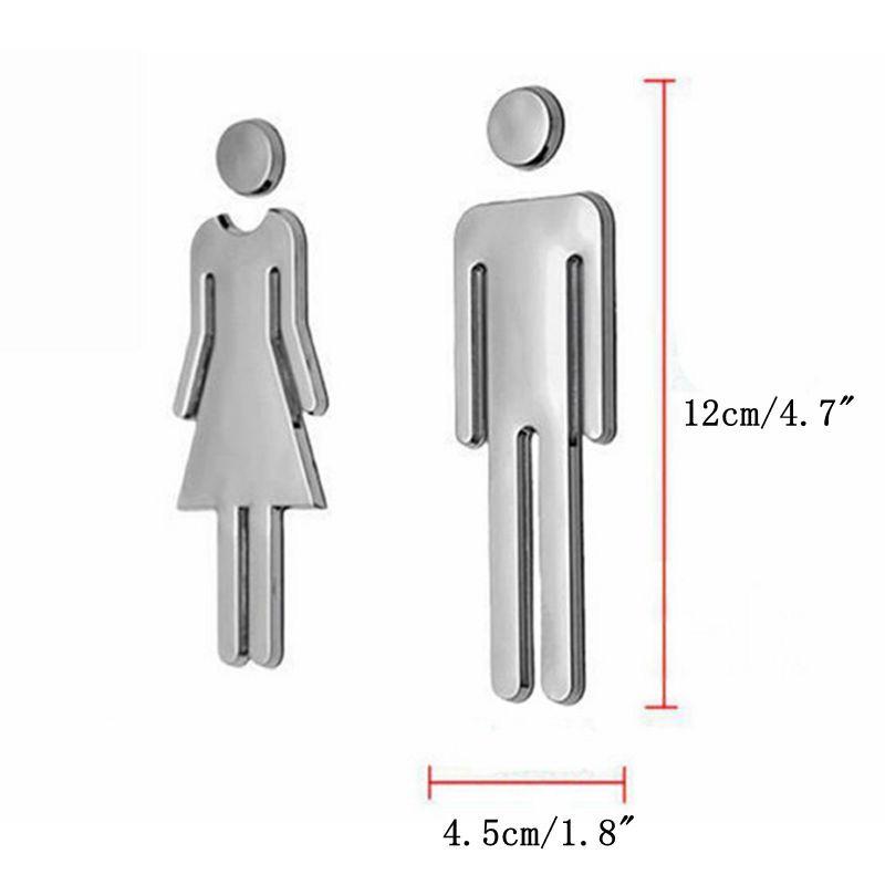HTB13VoLqHsTMeJjy1zeq6AOCVXak Adhesive MEN WOMEN  For The Toilet Door