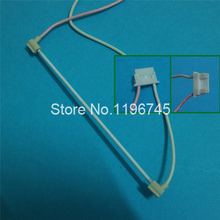 CCFL Backlight Lamps with cable 130mmx2.0mm for 5.7 inch Industrial Screen Panel LCD Laptop Display 2pcs/lot
