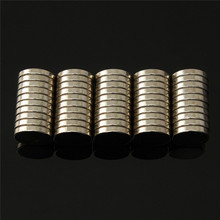 100pcs Dia 10mm x 2mm N35 Round Magnets Bulk NdFeB Neodymium Disc Rare Earth Magnets Powerful 10 x 2mm Magnet