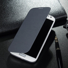For Samsung Galaxy S4 I9500 I9505 Leather Case Flip Cover Original Battery Housing Case Back Holster Phone Cases For Samsung S4