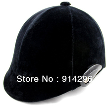 Adjustable riding horse helmet equestrian black helmet riding horse hats cap can as a gift send friend(China)