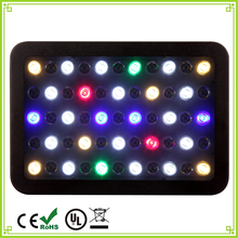 1pcs Dimmable 165W Full spectrum Led Grow Light Led Aquarium Lamp for Coral Reef Aquarium Led Lighting Fish tanks Marine plants