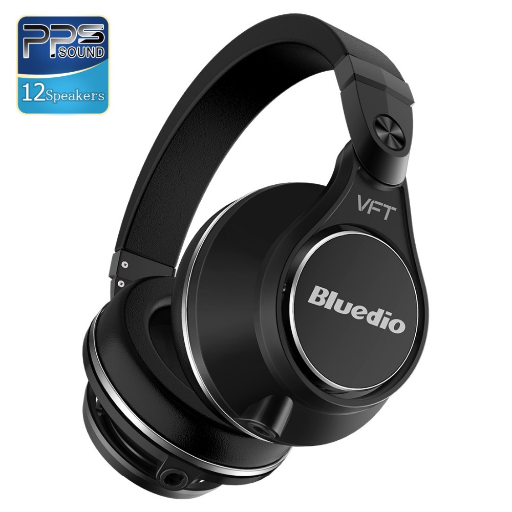 Bluedio UFO PLUS Original stereo 3D bass bluetooth...