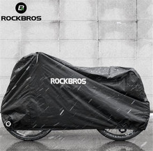 ROCKBROS Bike Bicycle car cover Protect Gear Waterproof Dustproof Rain Snow Dust Sunshine Protective UV Protect Bike Accessories