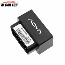 T6 Mini GPS Locator OBD Interface Car Satellite Locator Vehicle Anti-theft Tracker Real-time tracking and positioning(China)