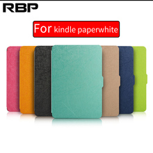RBP tablet  case For kindle paperwhite 123 case capa  funda paperwhite kindle case cover , Fit  Amazon Kindle Paperwhite 6th
