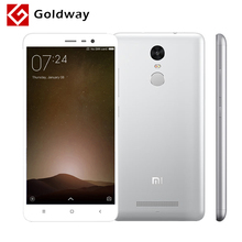 "Original Xiaomi Redmi Note 3 Pro Mobile Phone Snapdragon 650 Hexa Core 5.5"" 1920x1080 16MP 4000mAh Official Global ROM"