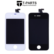 AAA OEM No Dead Pixels 3.5'' Display For iPhone 4s LCD For iPhone 4 Display LCD with Touch Screen Digitizer Assembly Replacement