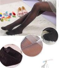 Polka Dot Silk Stockings