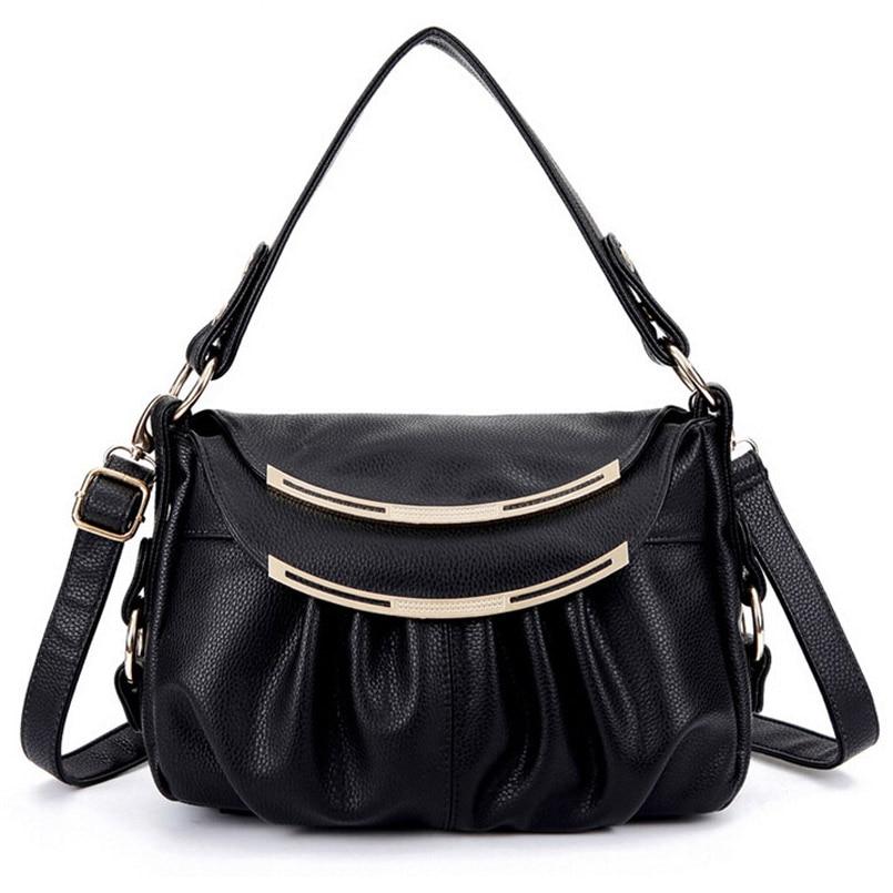 2017 new fashion womens shoulder bags and handbags famous brand women  leather bag bolsas female crossbody bag tote<br><br>Aliexpress