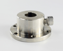 UniHobby UH18031 16mm stainless steel coupling (with key groove)(China)