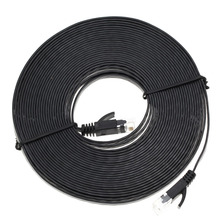 Brand 1M / 3M / 5M / 10M Ethernet Cables Flat CAT6 Flat UTP Ethernet Network Cable RJ45 Patch LAN cable /Ethernet Cables