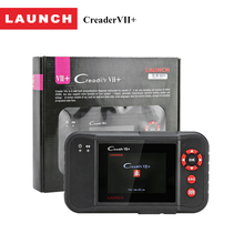 Launch X431 Creader VII+ ( CRP123) Auto Code Reader EOBD OBD2 Scanner Scan Tool Testing Engine/Transmission/ABS/ Airbag System(China)