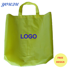 2017 custom tote bags polyeser material free shipping