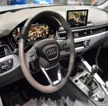 Video Interface With IPAS PDC Reversing Camera Front Camera AV Input Integrated For AUDI A4 MIB2