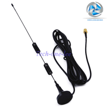 4G lte Antenna SMA 4g Modem Aerial 698-960/1700-2700Mhz 5dbi LTE with magnetic base RG174 3M Router Free shipping