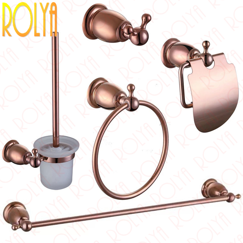 Rolya Bath Hardware Sets