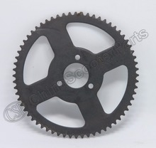 64 64T Tooth 25H 26MM Rear Sprocket Mini Moto ATV Quad Dirt Pit Pocket Bike Chopper 47CC 49CC