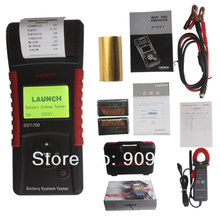2016 Top-Selling Launch newest original BST-760 Battery Tester bst760 multi-language BST 760 auto scanner free DHL