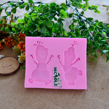 1 pc Princess Queen 3D Silicone Cake Mold Chocolate Fondant Cake Decor Tools Gum Paste Queen Soap Mould 9.5*8.6*0.9cm E154