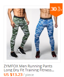 Men Long Trousers Sports
