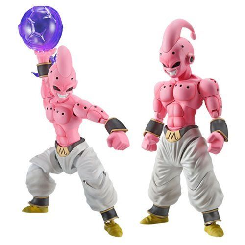 Dragon Ball Z Figure-Rise Standard Kid Buu Building Kit Japan Anime Collectible Mascot Toys 100% Original<br>