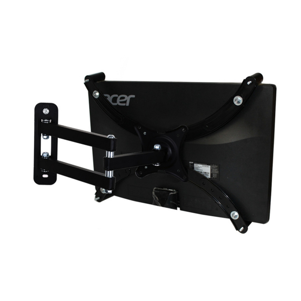 For 14-27 inch LCD Monitor No Mounting Hole LCD Display Extension VESA Adapter Fixing Bracket Monitor Holder Support Mount (14)