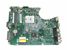 A000081230 Main Board For Toshiba Satellite L755D L750D Laptop Motherboard DDR3 Socket fs1 DA0BLFMB6E0