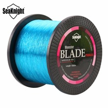 SeaKnight Monofilament Nylon Fishing Line 1000M 2-35 LB Japan Material Super Strong Jig Carp Winter Fish Line Rope Wire Tackle(China)
