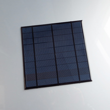 5V 4.2W 840mA Mini monocrystalline polycrystalline solar generator Panel charger cells module battery charger(China)