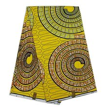 Chinese Fabric Supplier Wholesale High Quality African Dutch Wax African Wax Hollandais 6YARDS