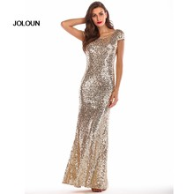 Robe Sexy Women Clothes Elegant Dress Evening Long Fishtail Vintage Dress  Party Prom Maxi Bodycon Sequin Dress Vestidos Longo 563ef343469b