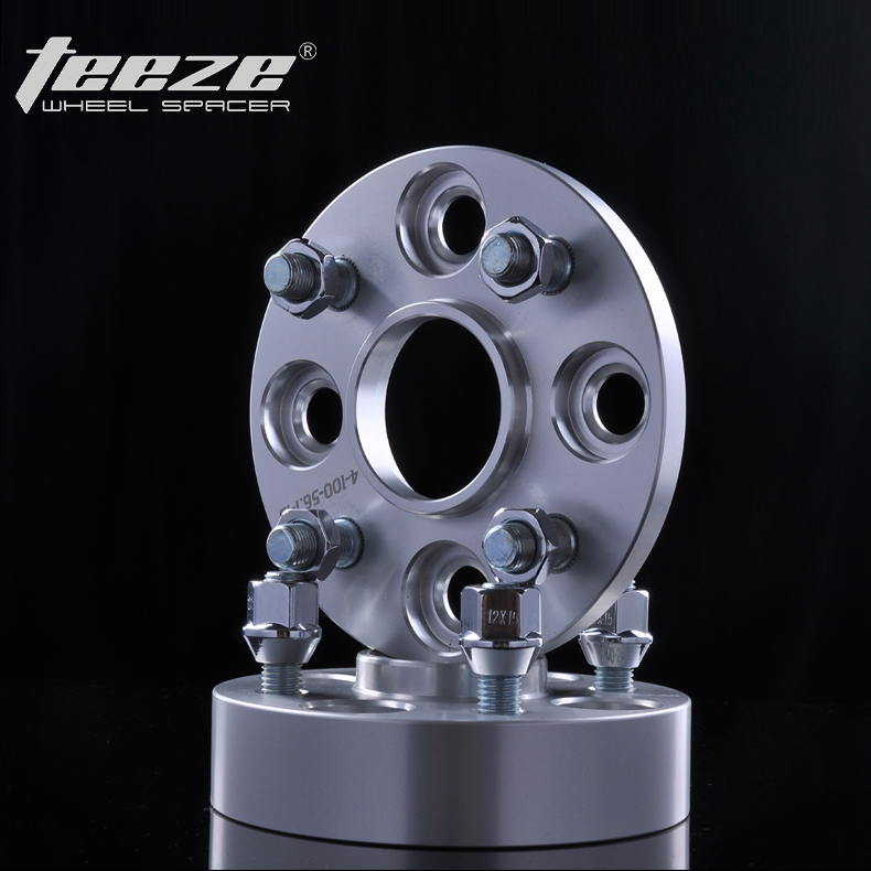 Aluminum alloy wheels spacer 2 PCS for JAC RS / Hyundai Verna Accent car styling PCD 100mm CB 54.1mm wheel adapter for car tires<br><br>Aliexpress