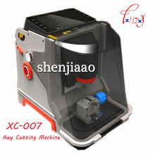 1PC New 300W Multi-Languages full automatic Mini XC-007 Master auto Key Cutting Machine High Quality XC-007 Locksmith Tools