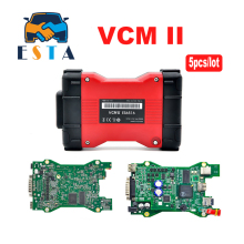 Top selling 2017 New Arrivals Best Quality for F-ord VCM II VCM for f-ord / Mazda v96 ids Multi-Language Diagnostic Tool IDS V96(China)