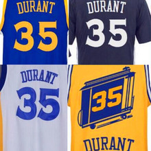 New player # 35 Kevin Durant Jersey Stitched Wholesale being High Quality also Jersey