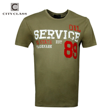 City class mens t-shirt tops tees fitness hip hop men cotton tshirts homme camisetas t shirt brand clothing super big size 2001(China)