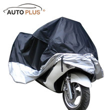Motorcycle Bike Moped Scooter Cover Waterproof Rain UV Dust Prevention Dustproof Covering Motorcycle protection for Honda CB400(China)