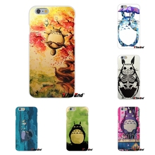 Japanese My Neighbor Totoro Movie Silicone Phone Case For HTC One M7 M8 A9 M9 E9 Plus Desire 630 530 626 628 816 820