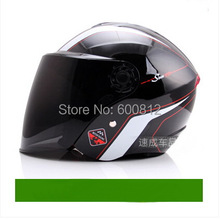wholesale 2016 New Moto Racing YOHE Half Face motorcycle helmet YH-870A motorbike helmets made of ABS FREE SIZE 56-61cm