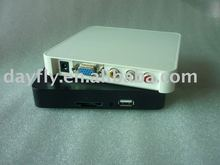 TV Adverting players box/SD/MMC USB media player/TV Card player Auto play/Iplayer TV009